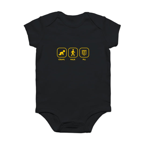 PLL Crawl Walk PLL Onesie