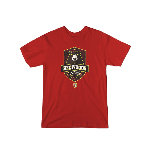 PLL Redwoods Lacrosse Club Tee - Men's