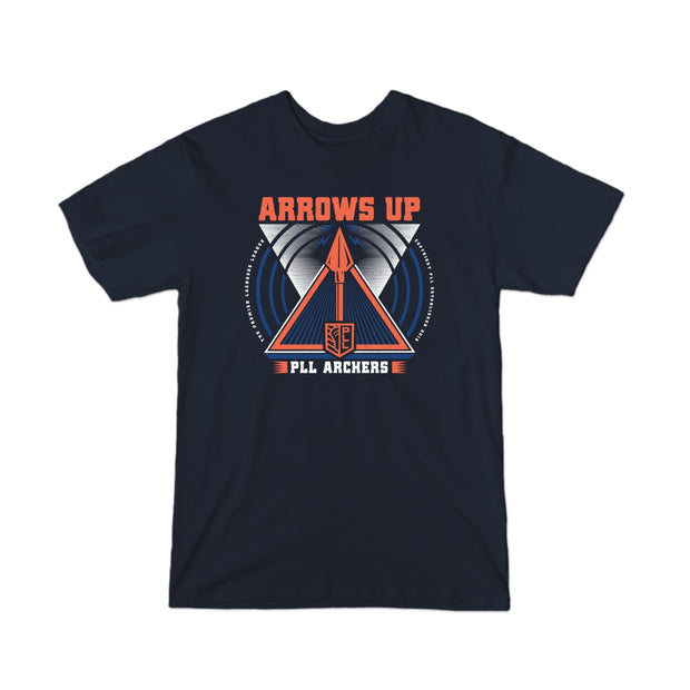 PLL Archers Arrows Up Logo Tee - Youth