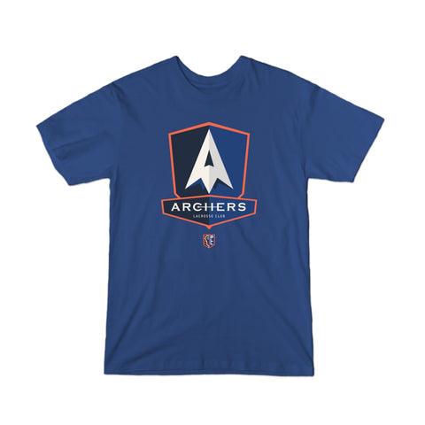 PLL Archers Lacrosse Club Tee - Youth