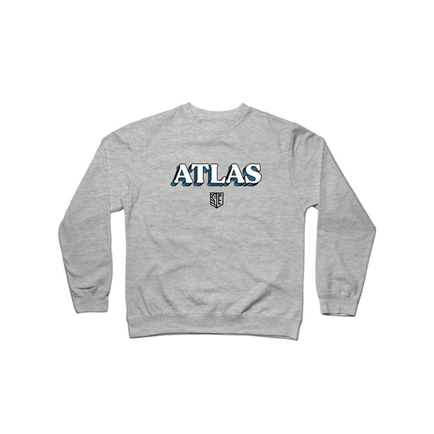 PLL The Crewneck - Atlas Unisex Sweatshirt
