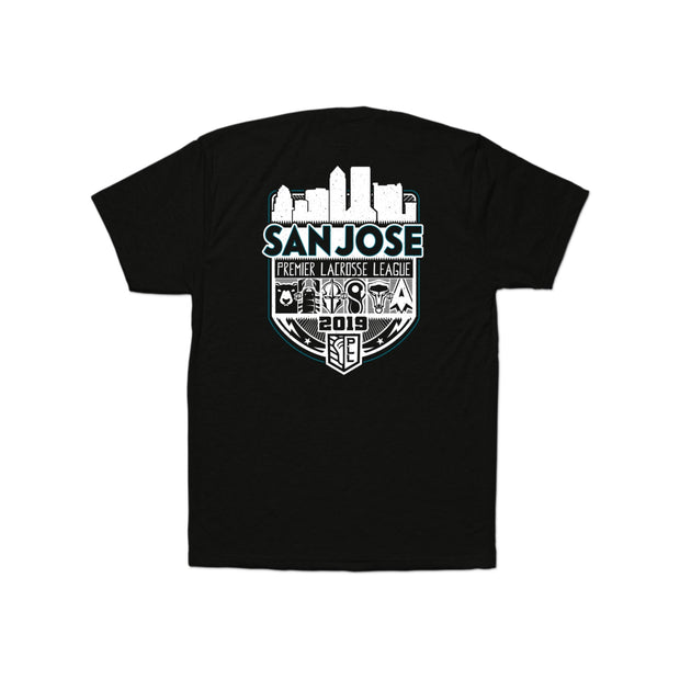 PLL San Jose Official Event T-Shirt - Unisex