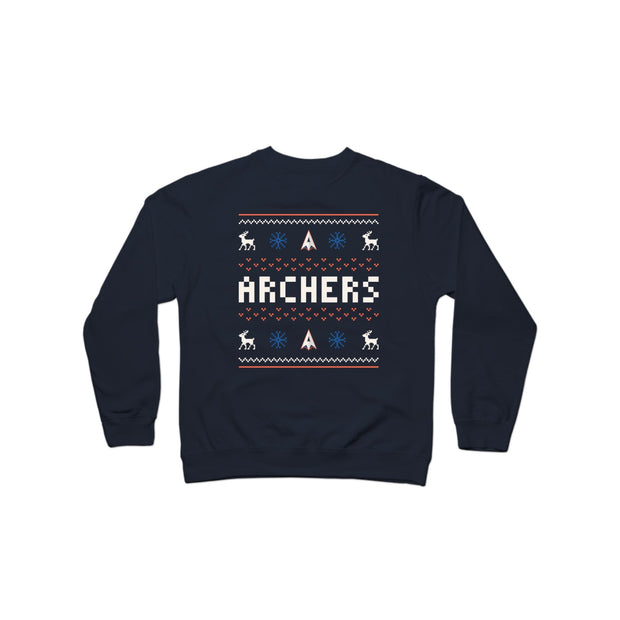 PLL Archers Holiday 2020 Crewneck Sweatshirt
