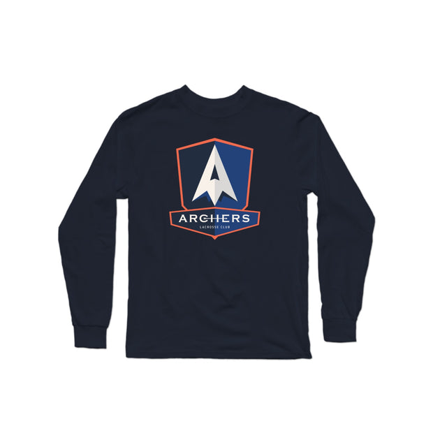 PLL Archers Team Logo Longsleeve Shirt - Men's