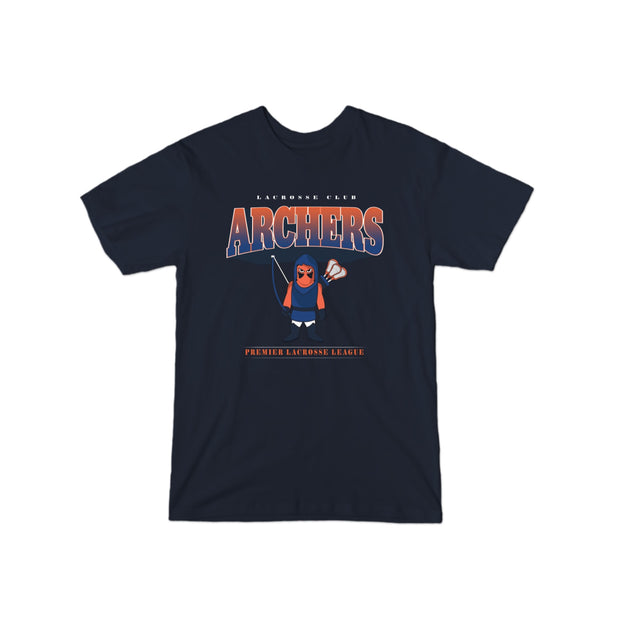 PLL Backyard Lacrosse Archers Tee - Men's