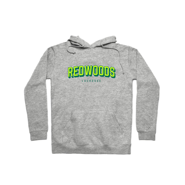PLL Redwoods Stacked Pullover Hoodie - Men's