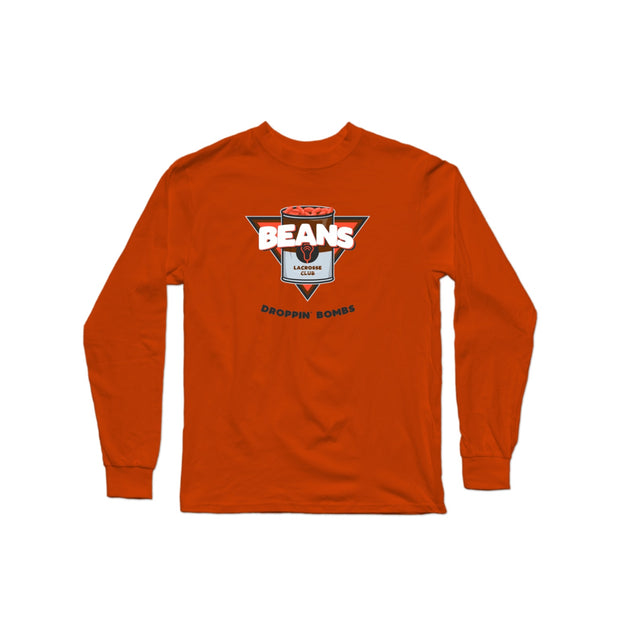 PLL Beans LC Droppin' Bombs Longsleeve Tee - Men's