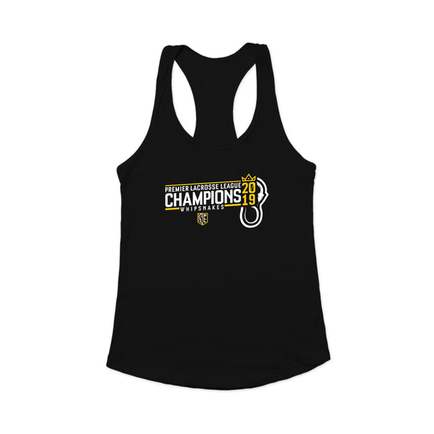 PLL 2019 Champions Whipsnakes Tank Top
