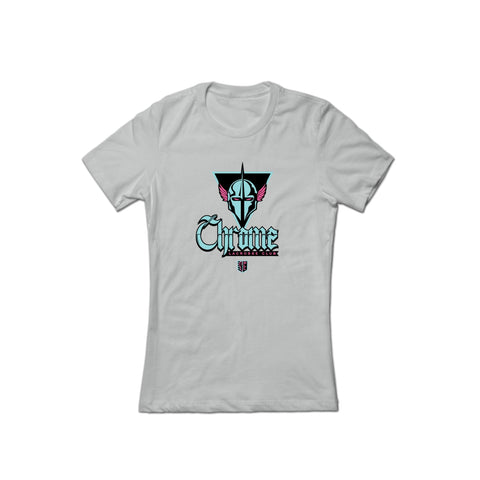 PLL Chrome Lacrosse Club Tee - Women's