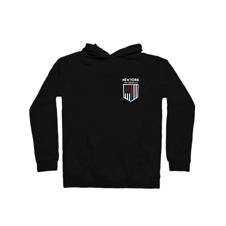 PLL New York Playoff Venue Pullover Hoodie