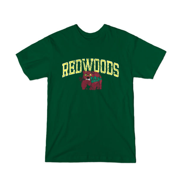 PLL Backyard Lacrosse Redwoods Washed Tee - Youth