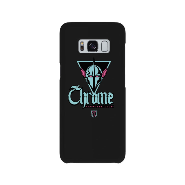 Chrome Lacrosse Club Phone Case
