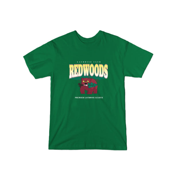 PLL Backyard Lacrosse - Redwoods T-Shirt