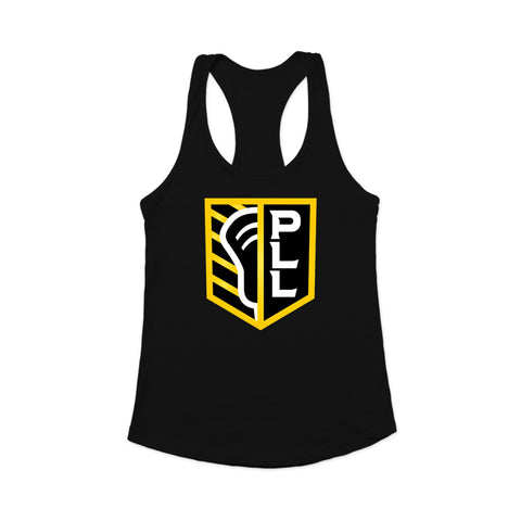 PLL Shield Racerback Tank - Women's