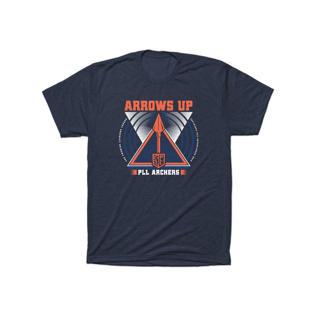 PLL Archers Arrows Up Logo Tee - Men's