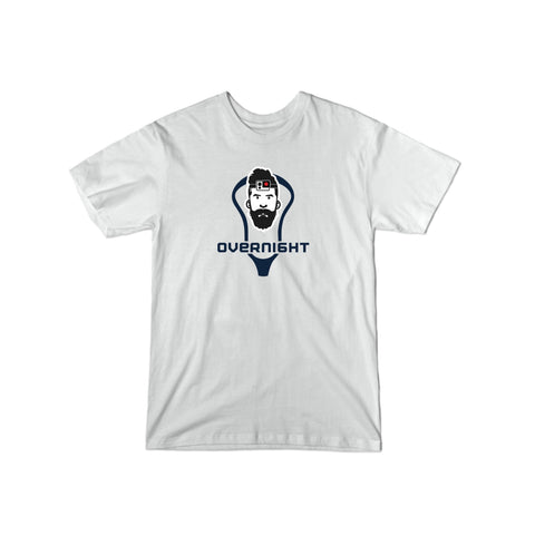 Rabil Overnight T-Shirt (White)