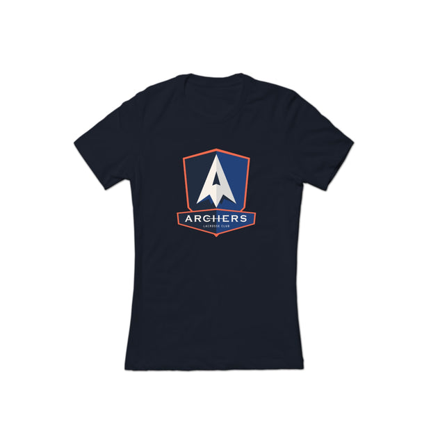 PLL Archers Team Logo Tee - Women's