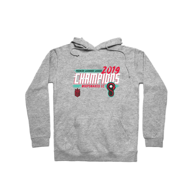 PLL Whipsnakes LC Inaugural Champions Hoodie - Men's