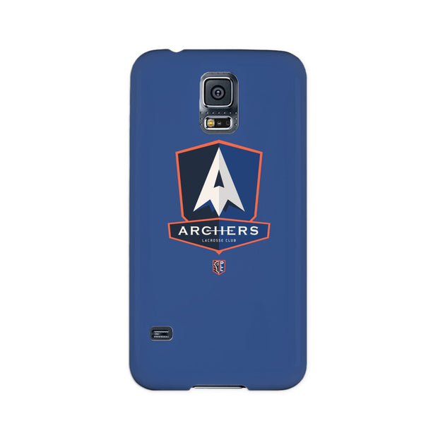 Archers Lacrosse Club Phone Case