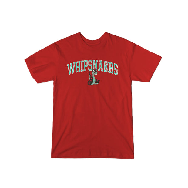 PLL Backyard Lacrosse - Whipsnakes Washed T-Shirt