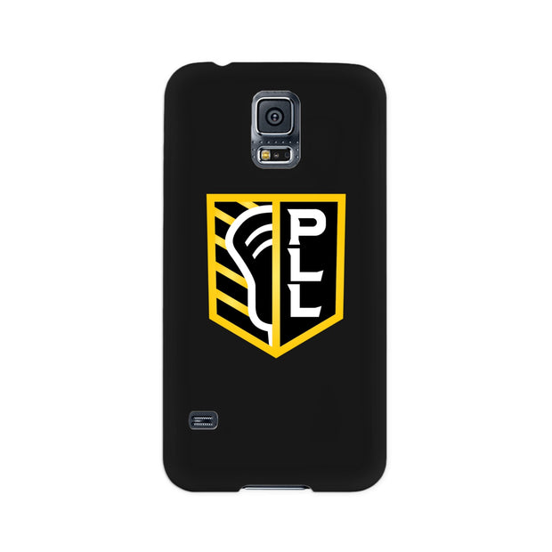 PLL Shield Black Phone Case