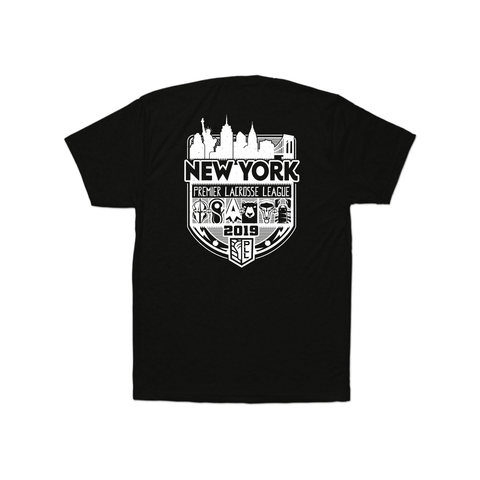PLL NYC Official Event Tee - Unisex