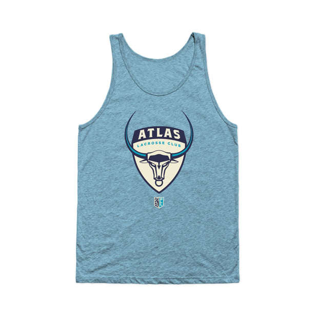 PLL Atlas Lacrosse Club Triblend Tank - Men's