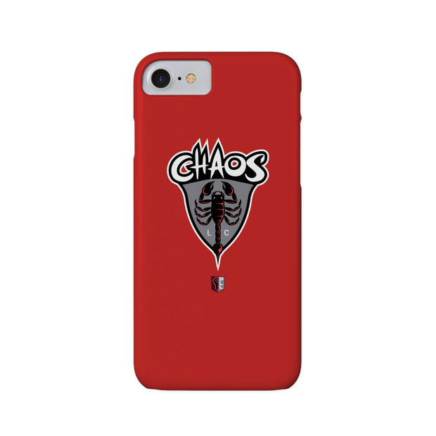 Chaos Lacrosse Club Phone Case