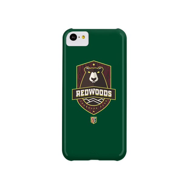 Redwoods Lacrosse Club Phone Case