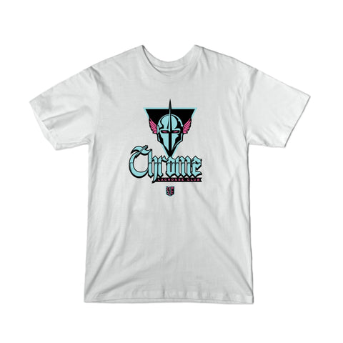 PLL Chrome Lacrosse Club Tee - Youth