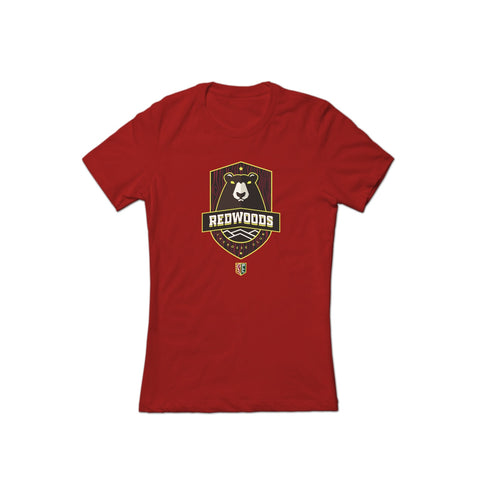 PLL Redwoods Lacrosse Club Tee - Women's