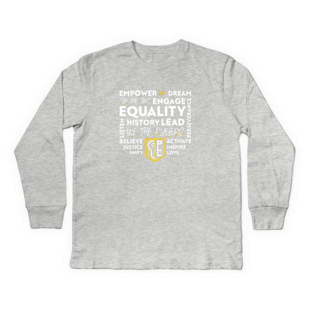 PLL The Equality Longsleeve Tee - Youth