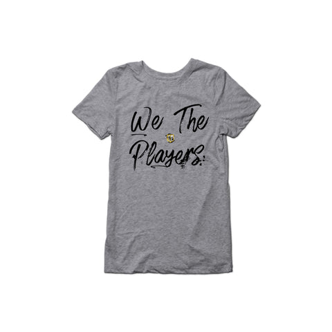 PLL We The Players Script Triblend Tee - Women's
