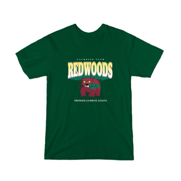 PLL Backyard Lacrosse Redwoods Tee - Youth