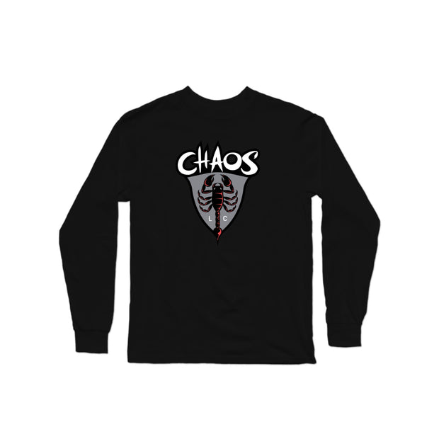 PLL Chaos Team Logo Longsleeve Shirt - Men's