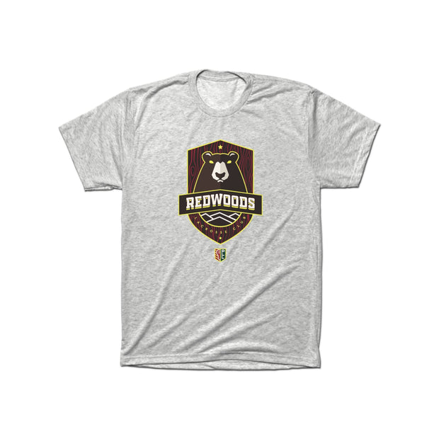 PLL Redwoods Lacrosse Club Triblend Tee - Men's
