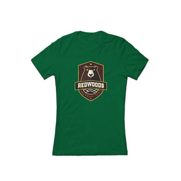 PLL Redwoods Team Logo Tee - Women's