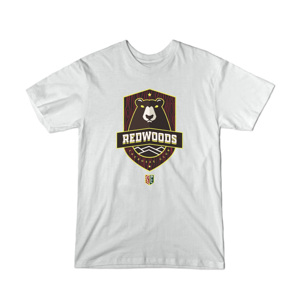 PLL Redwoods Lacrosse Club Tee - Youth