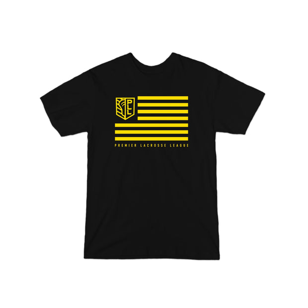 PLL Shield and Stripes Tee - Men's