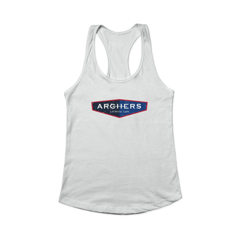 PLL Archers Independence Day Racerback Tank Top - Women's