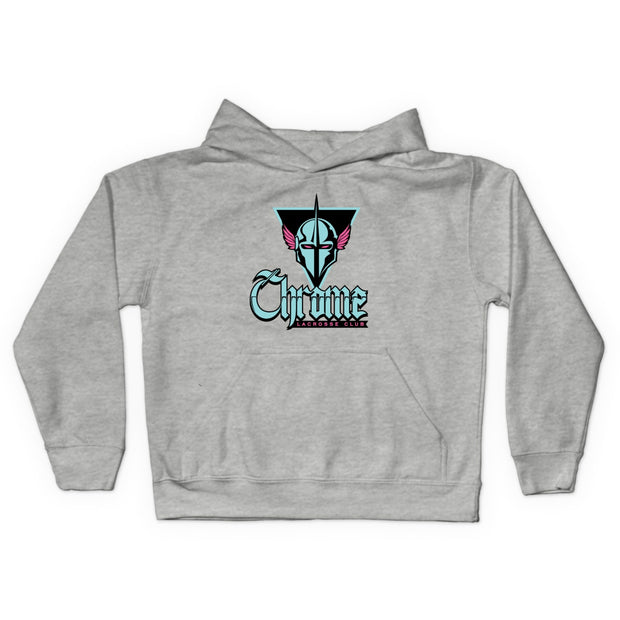 Chrome LC Pullover Hoodie - Youth