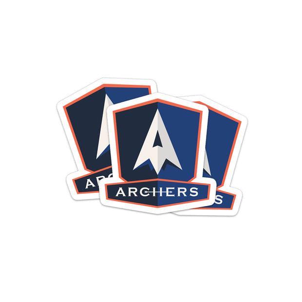 PLL Archers Sticker Pack