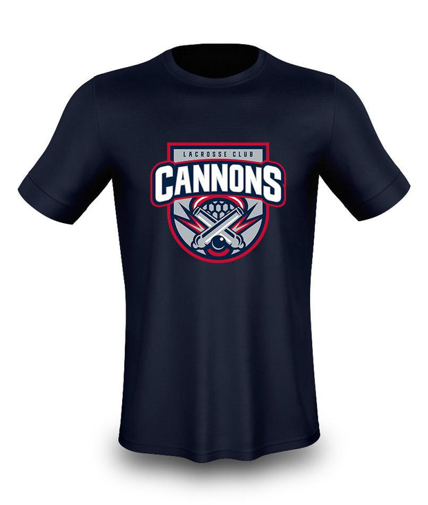 PLL Cannons Currier #27 N+N Tee - Youth