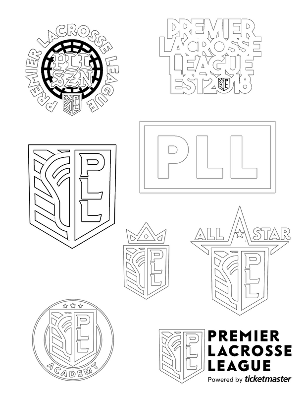 PLL Coloring Sheets