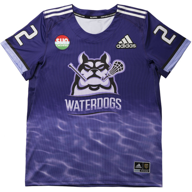 PLL adidas Waterdogs Drenner Replica Jersey - Youth