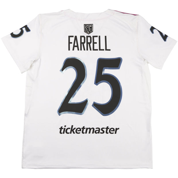 PLL Chrome Farrell White Replica Jersey - Men's