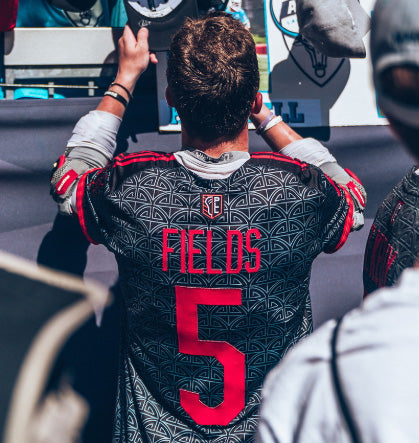 PLL Chaos Fields Replica Jersey - Youth