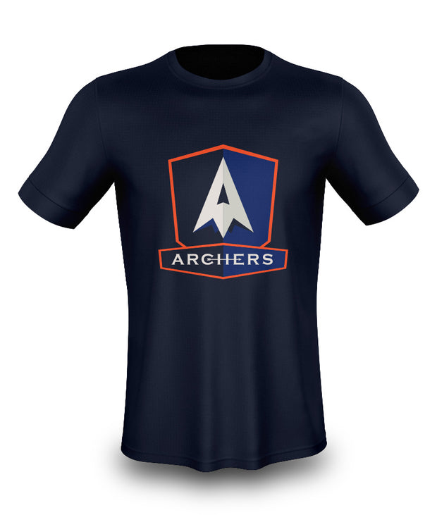 PLL Archers Kelly #24 N&N Tee - Men's