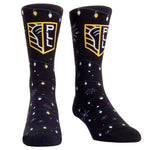 PLL Rockem Holiday Shield Crew Socks