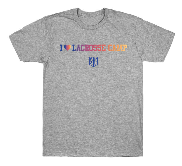 PLL I love Lacrosse Camp Tee - Youth